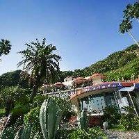 自然に囲まれた絶景の宿 ジャングルパレス 写真