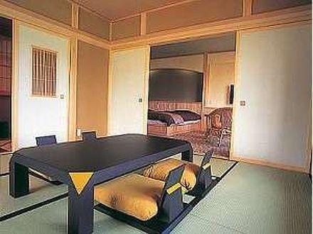 客室露天のある宿高原の丘ル・マルシェ 写真