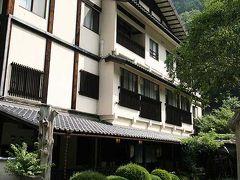 寸又峡温泉のホテル
