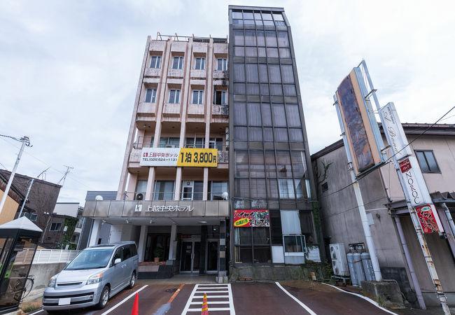 OYO上越セントラルホテル 高田仲町 写真