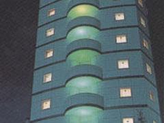 麻布のホテル