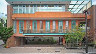 Villa garden Daidai