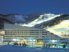 夕張のホテル