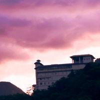 層雲峡 朝陽亭 写真
