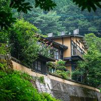 壁湯天然洞窟温泉旅館 福元屋 写真
