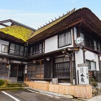 岩瀬湯本温泉 ひのき風呂の宿 分家 写真