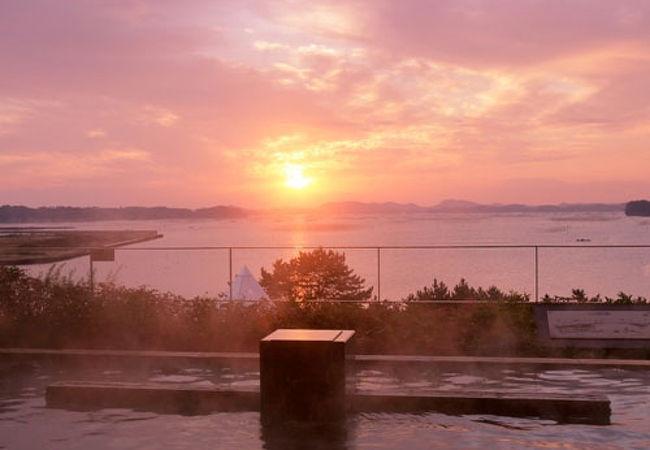 松島温泉 湯元 松島一の坊 写真