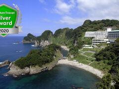 堂ヶ島温泉のホテル
