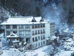 奥鬼怒温泉郷のホテル