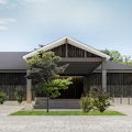 山の神温泉 別墅 清流館 写真