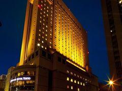新橋のホテル