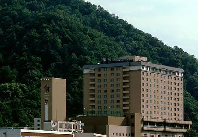定山渓万世閣ホテルミリオーネ 写真