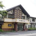 十和田湖グランドホテル 湖畔 写真