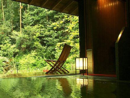 土肥温泉の庭園旅館 玉樟園新井 写真