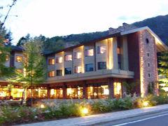 駒ヶ根のホテル