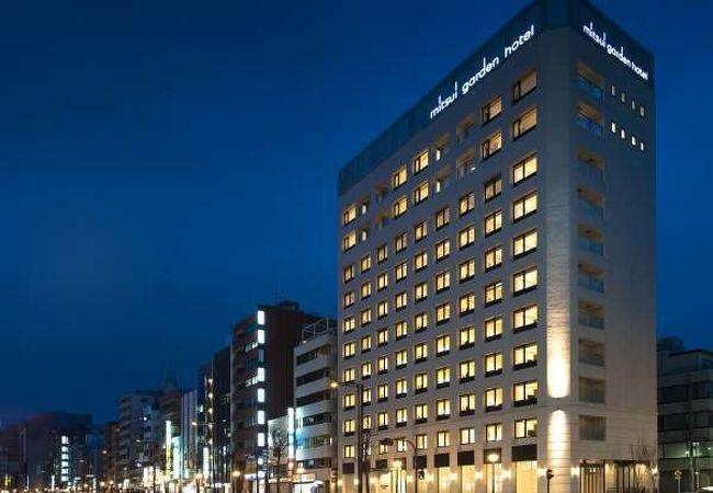 三井ガーデンホテル四谷 写真