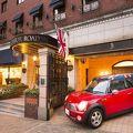 神戸トアロード ホテル山楽 写真