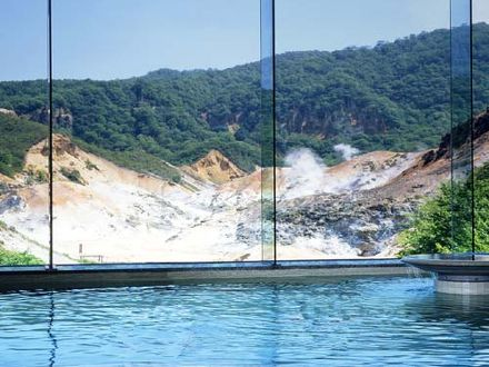 登別温泉 第一滝本館 写真