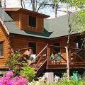 レンタルログハウス 遊山荘 写真
