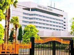 新居浜のホテル