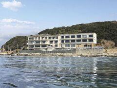 美浜のホテル