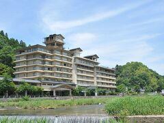 三朝温泉のホテル