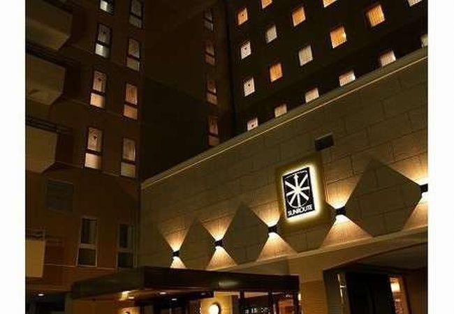 ホテルサンルート五所川原 写真