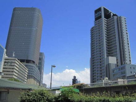 アパホテル<大阪肥後橋駅前> 写真