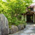 奥飛騨の美術館 ペンション木之下 写真