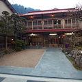 洞川温泉 あたらしや旅館 写真