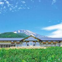 鳥海国定公園 湯の台温泉 鳥海山荘 写真