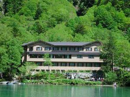 上高地 大正池ホテル 写真