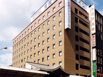 東横イン京都四条烏丸 写真