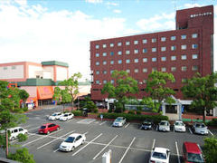 倉吉のホテル