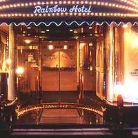 レインボーホテル 写真