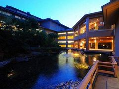 秋保温泉のホテル