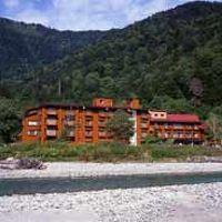 上高地温泉ホテル 写真