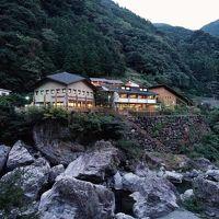中津渓谷ゆの森 写真