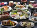 愛知渥美半島 魚と貝のうまい店 お食事 旅館 玉川 写真
