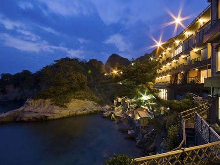堂ヶ島温泉 海辺のかくれ湯 清流 写真