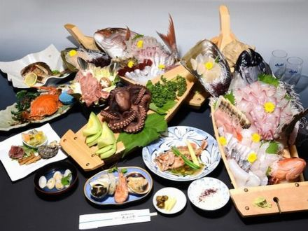 伊良湖岬地魚の宿 たかのや 写真