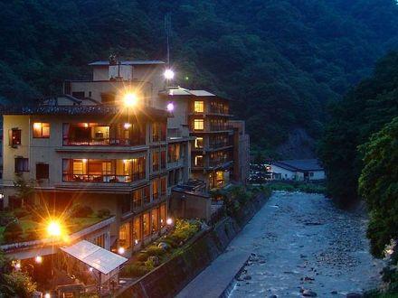 小川温泉元湯 ホテルおがわ 写真