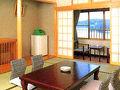 気仙沼大島 旅館 椿荘花月 写真