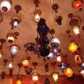 キベレ(ランプで有名なところ)に泊まりました