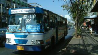 バンコクバス路線図