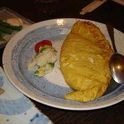 磯金の卵焼き(ウニ入り)