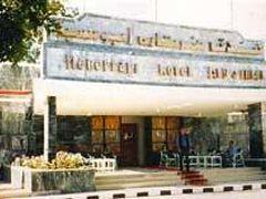 ネフェルタリ ホテル アブ シンベル 写真