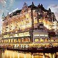 写真:デ ルーロープ アムステルダム ザ リーディング ホテルズ オブ ザ ワールド