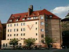 ホテル ヴィクトリア ニュルンベルク 写真