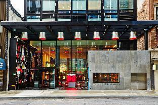 シチズンM ニューヨーク タイムズ スクエア 写真